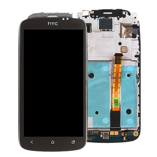 HTC One S Lcd Assembly With Frame Replacement
