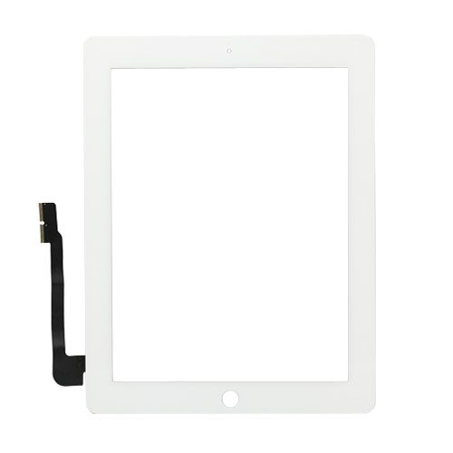 ipad 3 touch screen white